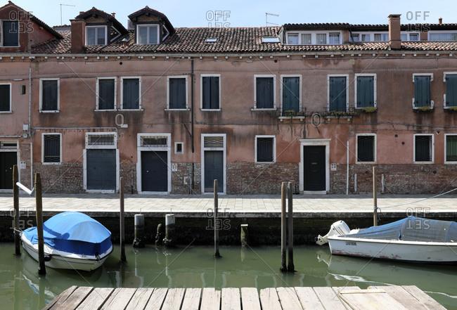 May 26, 2019: Giudecca Island off Venice