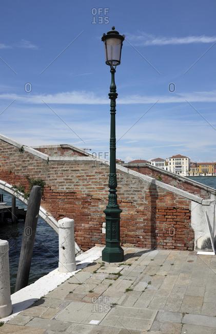 Giudecca Island off Venice Italy