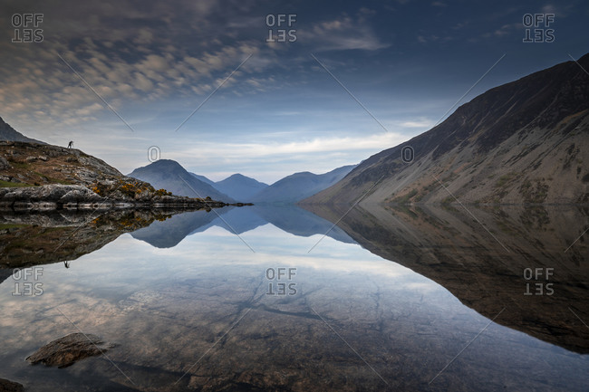 Reflections of a landscape photographer wastewater