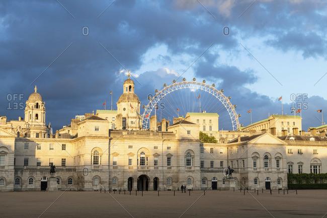 Horse Guards Parade, London, England