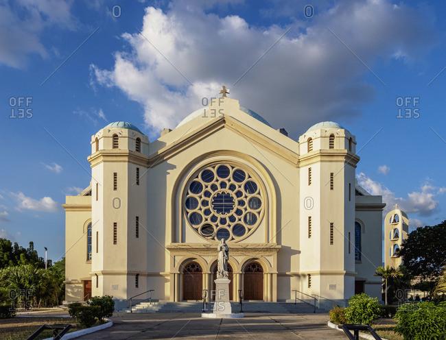 February 18, 2020: Holy Trinity Cathedral, Kingston, Kingston Parish, Jamaica