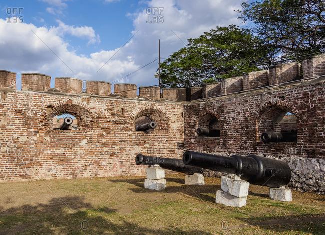 Fort Charles, Port Royal, Kingston Parish, Jamaica