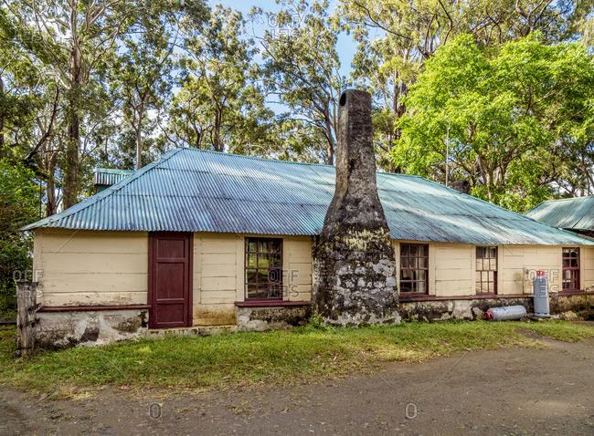 Whitfield Hall Mountain Refuge, Blue Mountain Peak Trail, Blue Mountains, Saint Thomas Parish, Jamaica