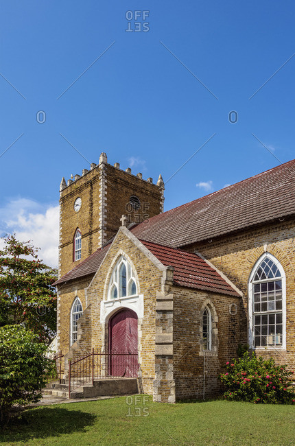 Anglican Parish Church, Black River, Saint Elizabeth Parish, Jamaica