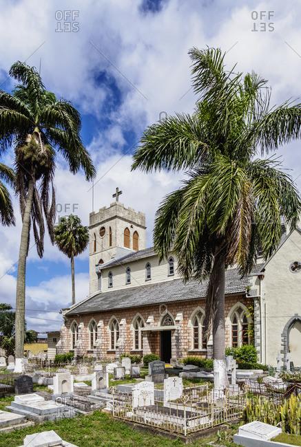 March 4, 2020: Mandeville Parish Church, Mandeville, Manchester Parish, Jamaica