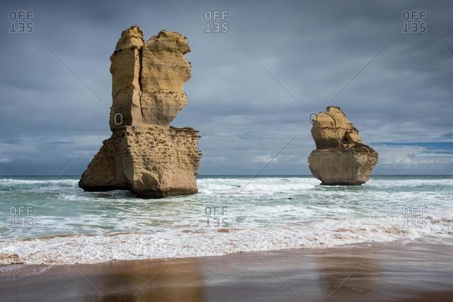Twelve apostles, Twelve Apostles National Park, Victoria, Australia