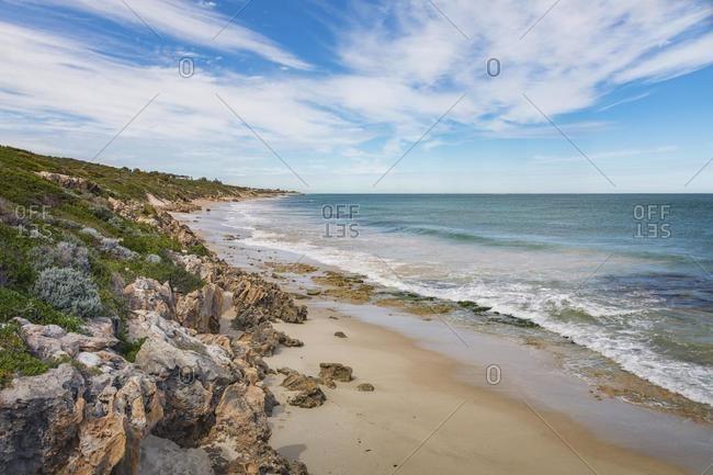Jindalee Beach, Perth, Western Australia, Australia