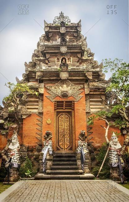 Royal Palace, Ubud, Bali, Indonesia