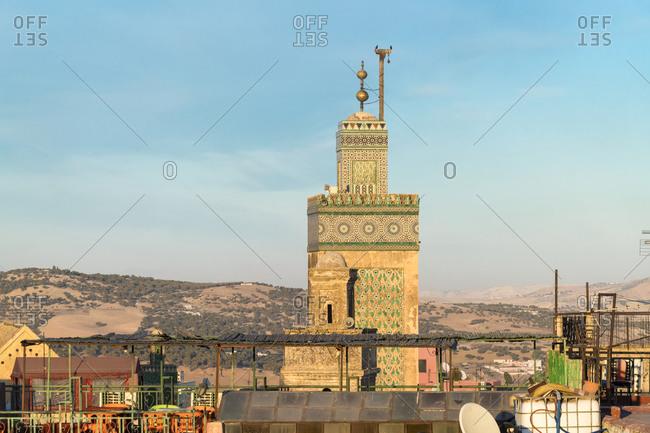 Morocco- Fes-Meknes- Fes-Bou Inania Madrasa