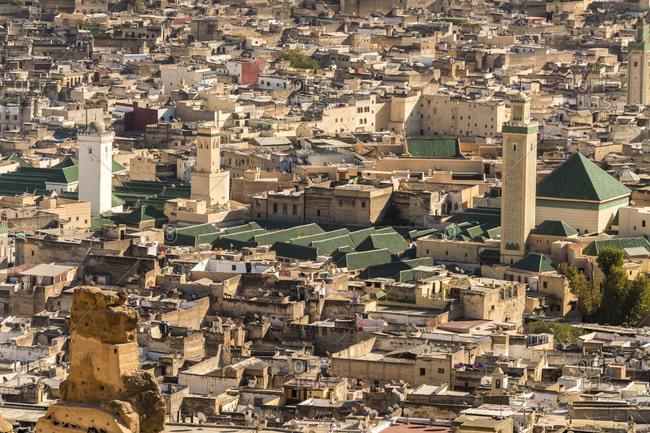 Morocco- Fes-Meknes- Fes- Qarawiyyin Mosque and University Of Al-Qarawiyyin