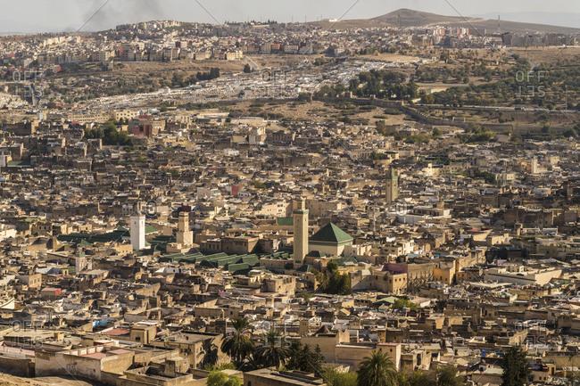 Morocco- Fes-Meknes- Fes-QarawiyyinMosque and University OfAl-Qarawiyyin