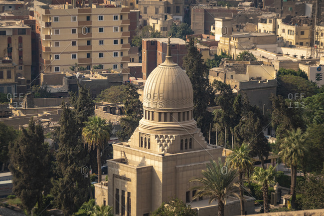 Egypt- Cairo- Mosque in old town