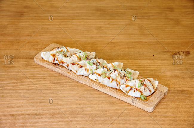 A best Gyozas asiatic food