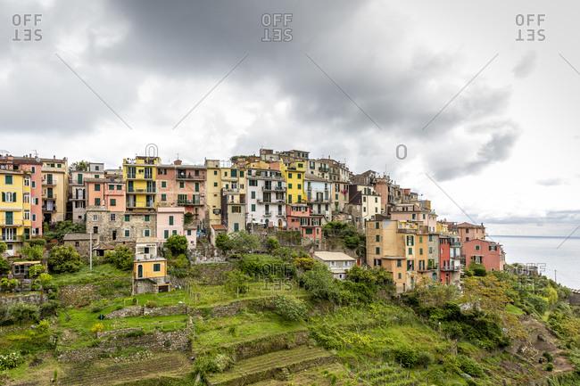 Cinque Terre in La Spezia, Liguria, Italy