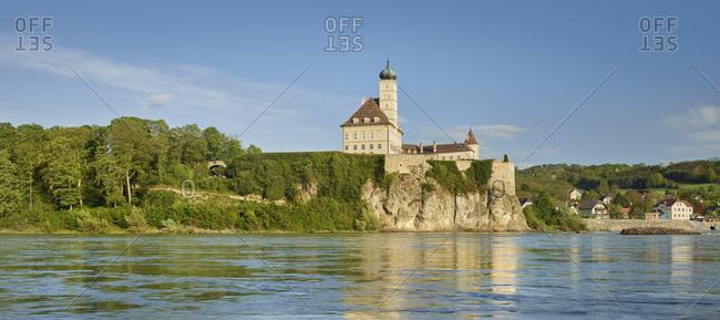 Schonbuhel Castle, Melk, Wachau, Danube, Lower Austria, Austria