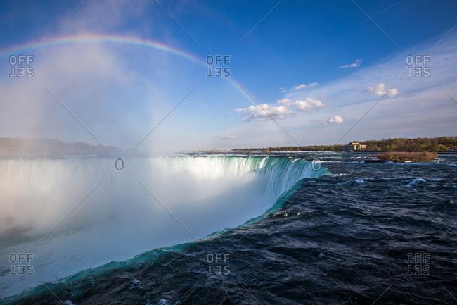 Canada, Ontario, Niagara Falls, waterfall