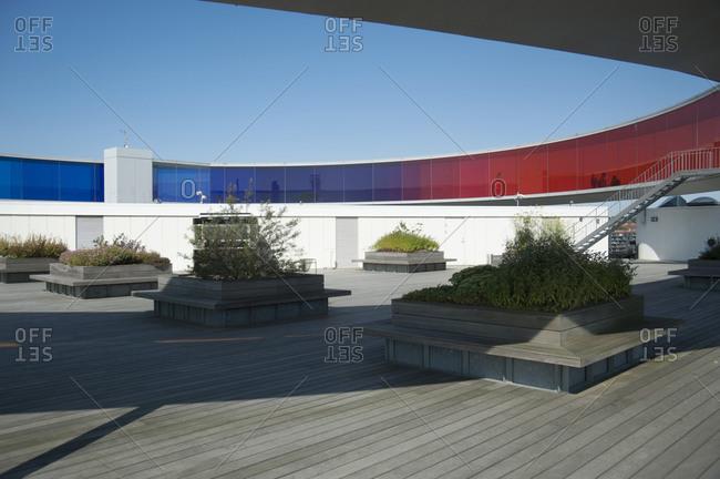 January 1, 2007: ARoS Aarhus Art Museum in Aarhus, Denmark