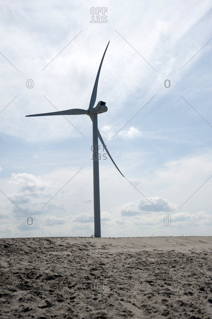 Windmill  for renewable energy in Denmark