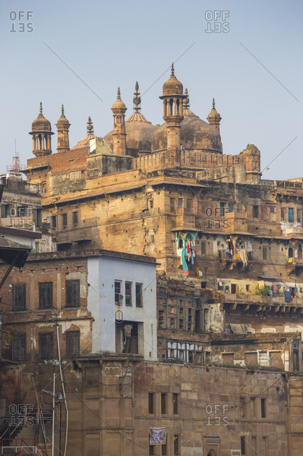 February 16, 2019: Varanasi, Uttar Pradesh, India, Asia