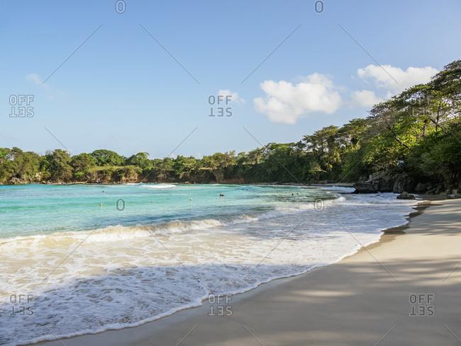 Boston Beach, Lynches Bay, Portland Parish, Jamaica, West Indies, Caribbean, Central America