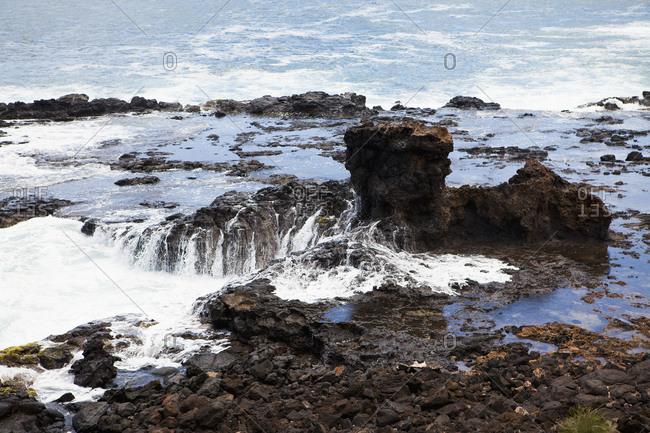 Poipu Beach in Kauai, Hawaii