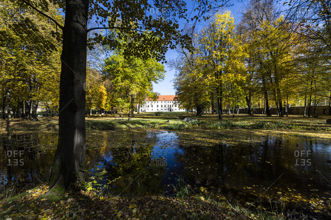 Europe, Poland, Lesser Poland Voivodeship, Zamek Suski, Castle in Sucha - Little Wawel