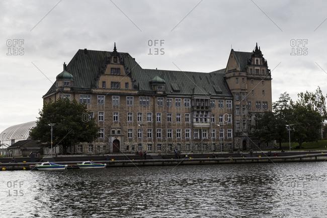 Europe, Poland, West Pomeranian Voivodeship, Szczecin, Stettin