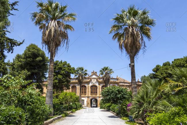 Villa Palagonia, landmark, Bagheria, Palermo, Sicily, Italy