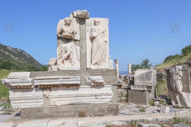 Monument to Memmio, Turkey, Asia Minor, Asia