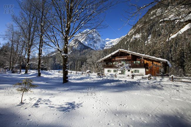 January 15, 2020: Winter dream in Bavaria