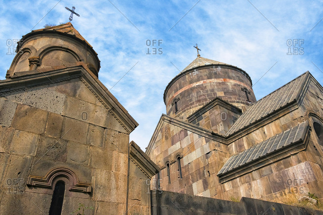 Kecharis Monastery, Tsaghkadzor, Kotayk Province, Armenia