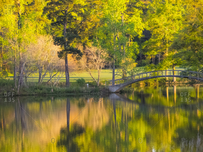 USA, Georgia, Callaway gardens springtime