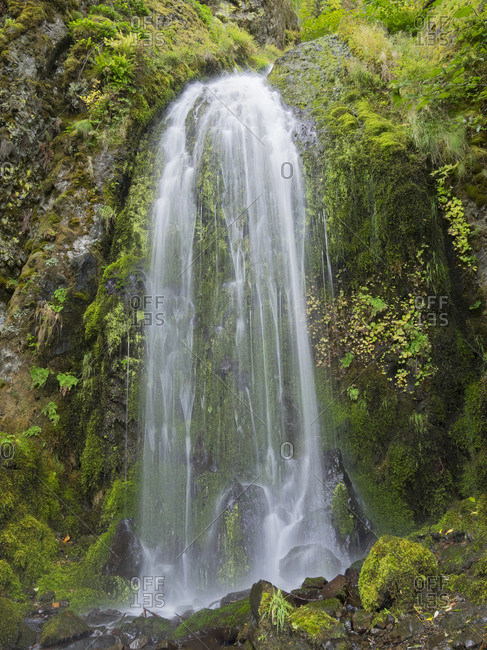 OR, Columbia River Gorge National Scenic Area, Lancaster Falls