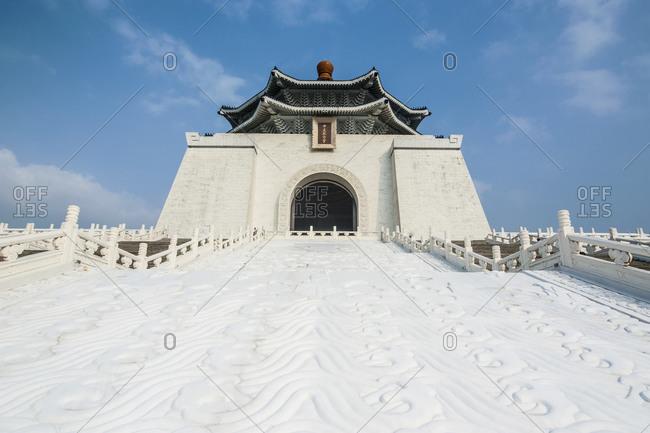 Taiwan- Taipei- Chiang Kai-Shek Memorial Hall