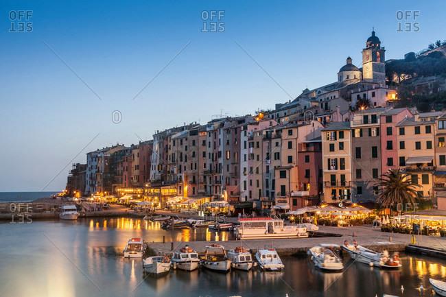 Porto Venere, Cinque Terre, Liguria, Italy