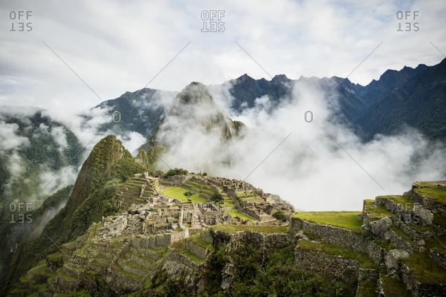 Machu Picchu, Sacred Valley, Peru, South America
