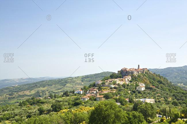 Nice rural Scene, Tuscany, Italy