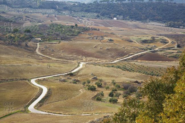 Countryside, Ronda, Andalusia, Spain