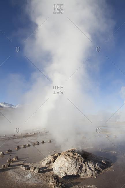 Tatio Geysers, San Pedro de Atacama, Antofagasta, Chile