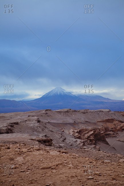 Valley of the Moon, San Pedro de Atacama, Antofagasta, Chile