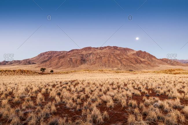 Landscape in Namibrand Nature Reserve , Namibia