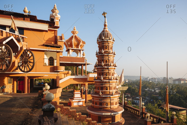 Maruti temple, Panjim, Goa, India