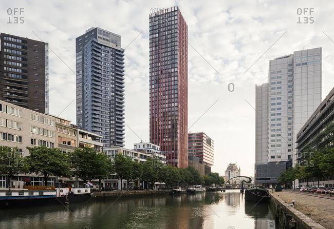 The Red Apple, Wijnhaven, Rotterdam, Netherlands