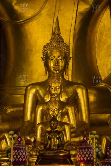 Wat Phra Singh Buddhist Temple, Chiang Rai, Thailand