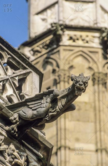 Nouvelle Aquitaine - Limousin - Haute-Vienne - Limoges - The Saint-Etienne cathedral