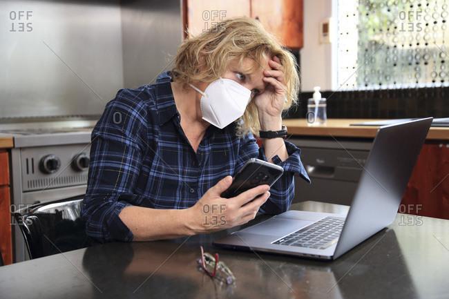 Daily life during the Coronavirus epidemic