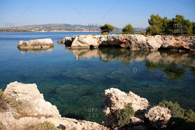 Greece,  ionian islands,  Cefalonia,  Argostoli.
