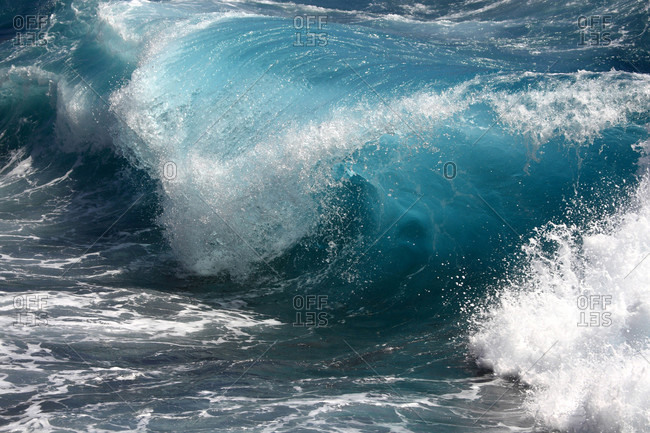 Spain,  Canary islands,  Tenerife,  waves