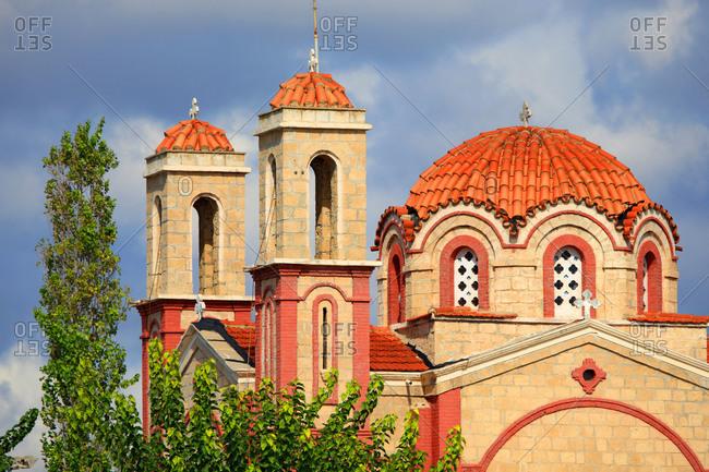 Cyprus,  Chlorakas,  Agios Georgios church