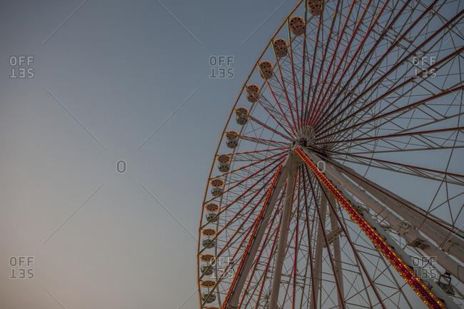 Ferris wheel, Miami, Florida, US
